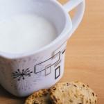 ココナッツオイル牛乳