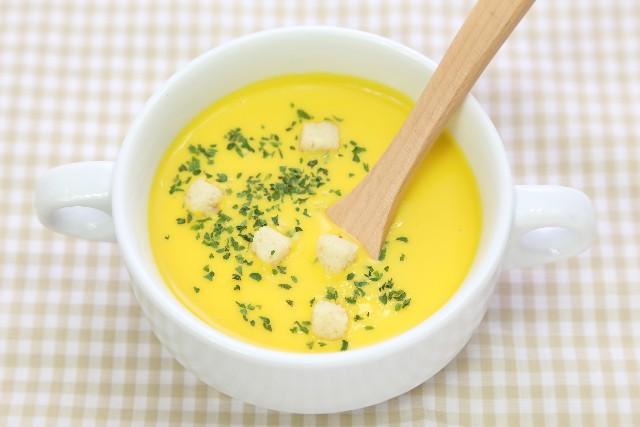 ココナッツオイルスープ