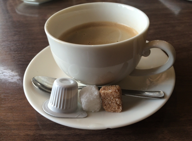 ココナッツオイルコーヒーミルク